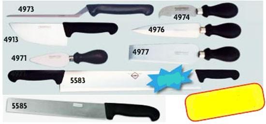 Coltelli per formaggio - vendita online - tagliaformaggio ed accessori.