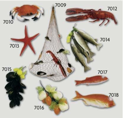 Attrezzature, accessori, abbigliamento ed HACCP per pescherie e lavorazioni del pesce.