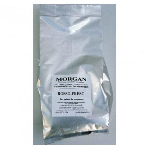 ROSSO-FRESC additivo per salumi, prezzi per confezioni da Kg 1.