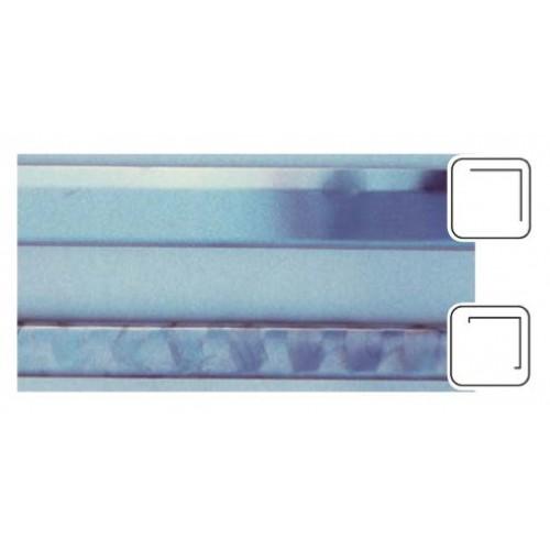 Paraspigoli angoliere inox AISI 304