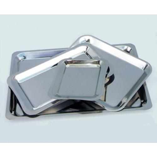 Vassoi in acciaio inox 18/8 mod. Morgan prezzo cad.