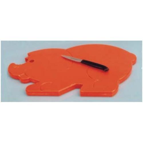 Tagliere rosso maiale