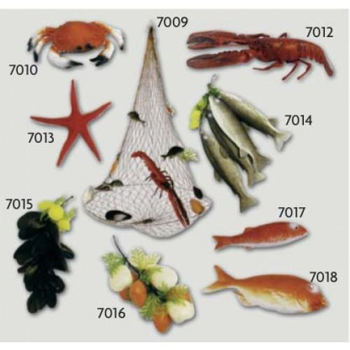 Pesci finti ornamentali