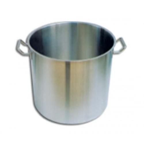 Pentole in acciaio inox cilindriche a 2 maniglie - PINTINOX.