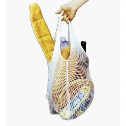 Borsine Shopper grandi in rete cotone 100%, riutilizzabili per macelleria e supermercati, prezzi per confezioni da pz 100. - DISPONIBILI PROBABILMENTE SOLTANTO DA MARZO.