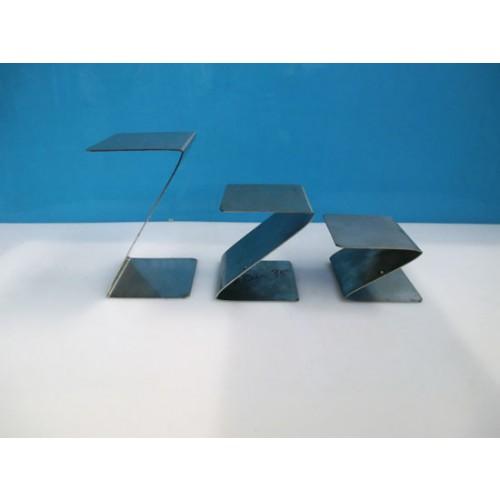 """Alzate per banchi frigo a forma di """"Z"""""""
