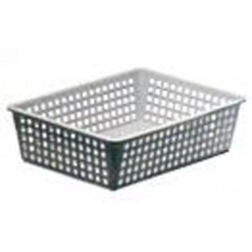 Ceste rettangolari forate vasche ed articoli in plastica for Vasche per tartarughe in plastica