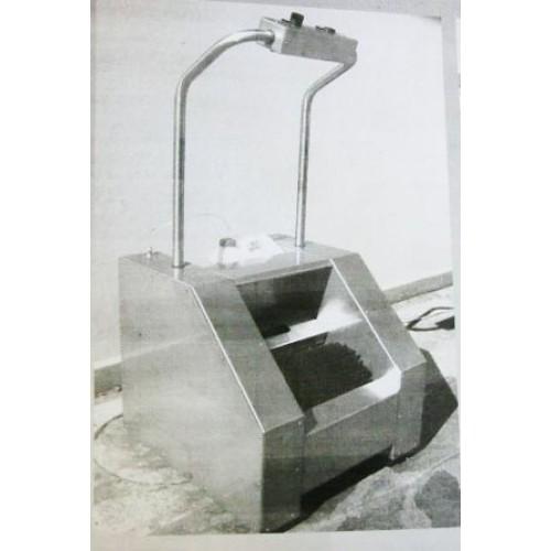 Lavascarpe in acciaio inox