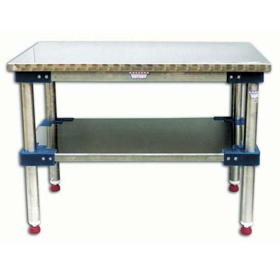 Tavoli da lavoro inox aisi 304 per ristoranti pescherie - Tavoli in acciaio inox ...