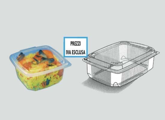 Vaschette per gastronomia rosticceria negozi alimentari for Vaschette per tartarughe prezzi