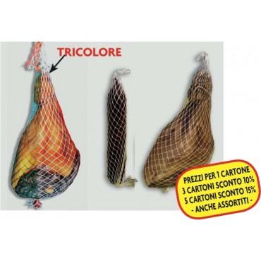 Rete tubolare tessuta, prezzi per cartoni da mt. 1000.