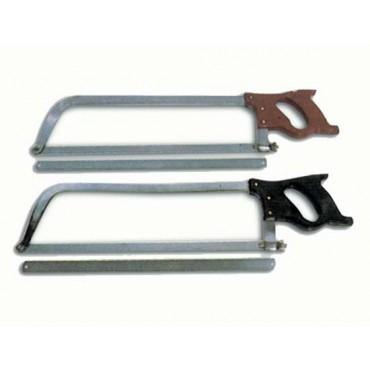 Seghe da macellaio ad arco in acciaio extra e inox