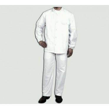 Giacche da uomo bianche a manica lunga