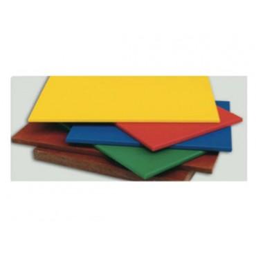 Lastre in polietilene alimentari colorate, tagliate su misura comunicata dal cliente (ORDINARE PER TELEFONO ALLO 055 8059358).