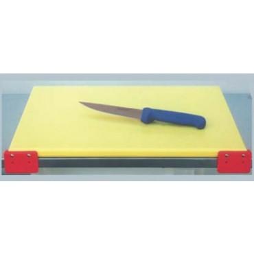 Tagliere giallo spessore cm. 2 (pollame)