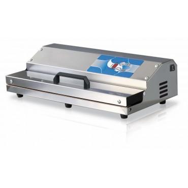 Confezionatrice sottovuoto ad aspirazione esterna mm 470X260x130 h - PREZZO SCONTATO DEL 5%: € 410,40.