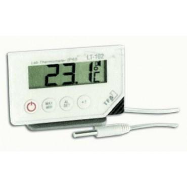 Termometro di temperatura tascabile con cavo, per macellerie.