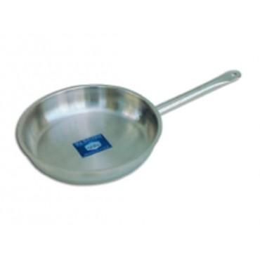 Padelle in acciaio inox a 1 manico - PINTINOX.