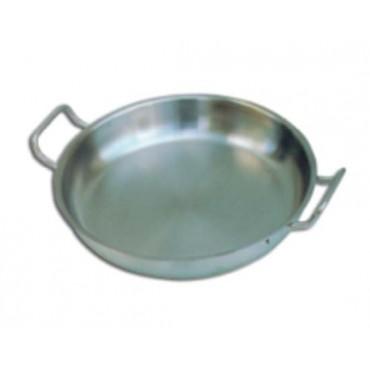 Tegami in acciaio inox a 2 maniglie - PINTINOX.