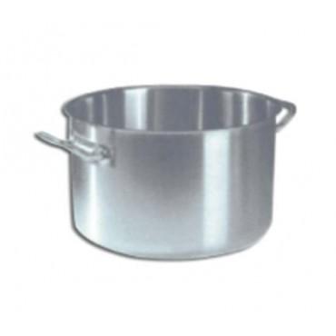 Casseruole in acciaio inox alte a 2 maniglie - PINTINOX.