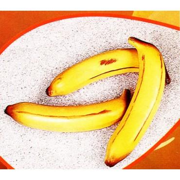 3 banane grandi finte mm 35x190 (prezzi per 1 confezione da 3 banane grandi)