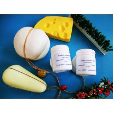 Fermenti lattici per la produzione di formaggi