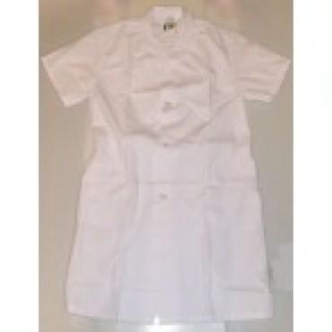 Camici donna bianchi a manica corta
