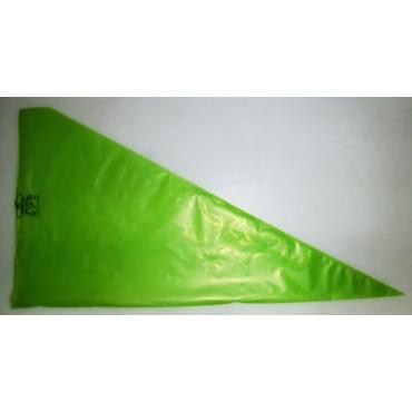 Sac a Poche professionali colore verde, per pasticceria ed altri usi.