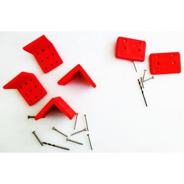 Ricambi per taglieri, copriceppi e tavoli.