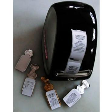 Etichettatrice  per computer, per scrivere e stampare etichette adesive, da applicare su prodotti alimentari, e su sigilli per salumi e formaggi - 1 ARTICOLO E' DA SCONTARE DEL 5%.