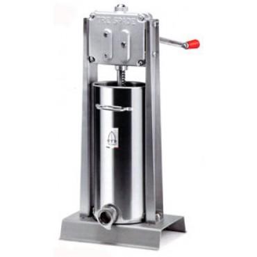 Insaccatrice per salumi Morganline verticale mod. 15/V Deluxe, capacità 15 L - Deluxe Sausage Filler. € 630,00, prezzo scontato del 5%: € 598,50.