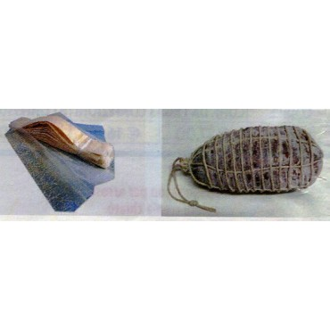 Fazzoletti o fogli collati naturali cinesi, dimensioni cm 50x50, prezzi per confezioni da pz 100, pz 50, pz 10 e pz 5.