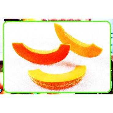 3 fette di melone finte mm 180x40 (prezzi per 1 confezione da 3 fette di melone)