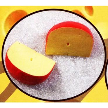 2 fette di formaggio olandese finte mm 110x75
