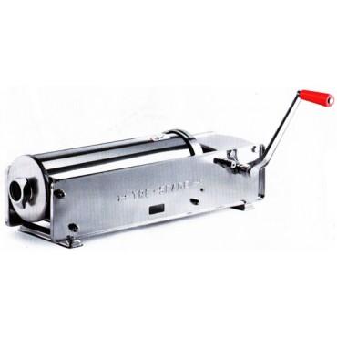 Insaccatrice per salumi mod. 10 Deluxe Tre Spade, capacità 10 l - Deluxe Sausage Filler - PREZZO SCONTATO DEL 5%: € 366,08.