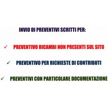 Invio di preventivi di vari tipi
