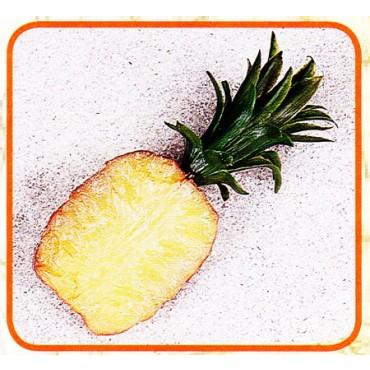 Mezzo ananas piccolo finto mm 100x210