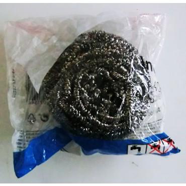 Paglietta abrasiva inox gr 40
