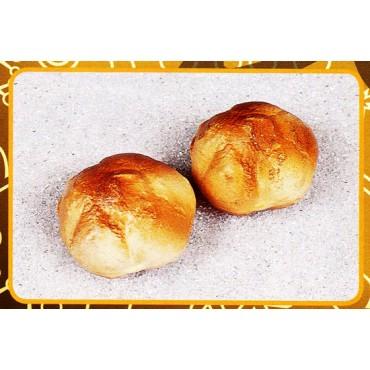 2 rosette finte mm 100 (prezzi per 1 confezione da 2 rosette)