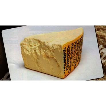 1 spicchio finto di Parmigiano Reggiano mm 200x180