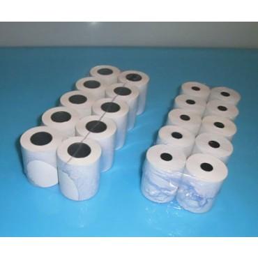 Rotolini di carta per bilance e registratori di cassa