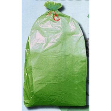 Sacchi per immondizia biodegradabili compostabili verdi