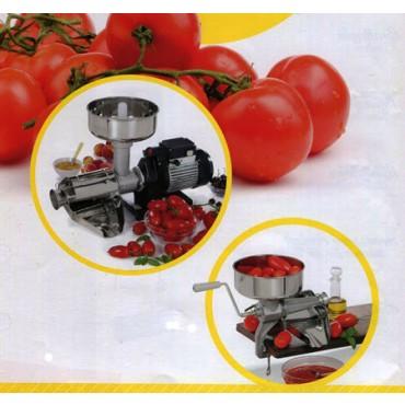Accessori e manutenzione per spremipomodoro Reber
