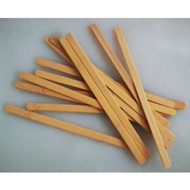 Stecconi-spiedini piatti senza punta cm 20, confezioni da pz 1000.