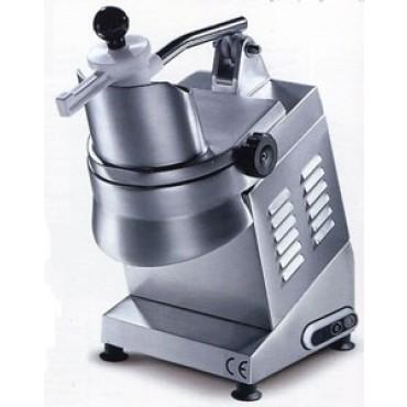 Tagliaverdure e tagliamozzarella elettrico professionale, in acciaio inox o in lega di alluminio.