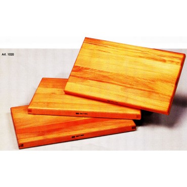 Taglieri in legno lamellare faggio a listelli
