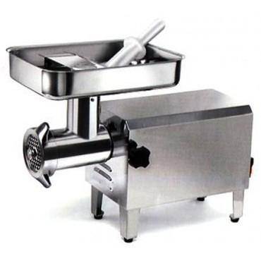 Tritacarne elettrici professionali inox Morganline - Tre spade - Professional electric meat mincers.