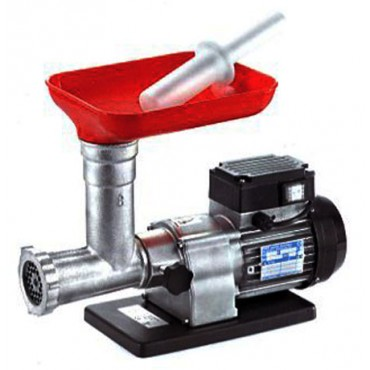 Tritacarne Morgan - elettrico in ghisa TC-8 Young Tre Spade - Electric Cast Iron Meat Mincer.