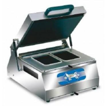 Termosigillatrice modello 400 per vaschette di gastronomia - PREZZO DA SCONTARE DEL 10%.