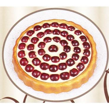 1 torta di ciliegie finta mm 230